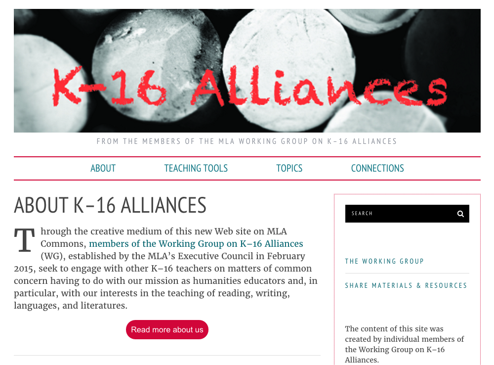 K-16 Alliances