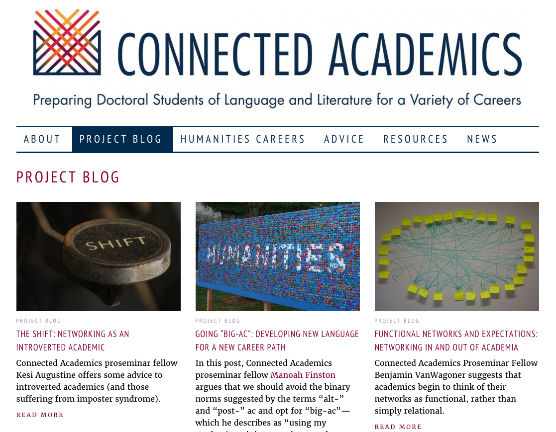Connected Academics